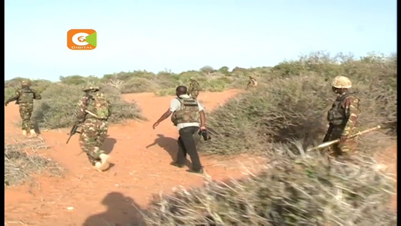 Al Shabaab launches third attack in two days