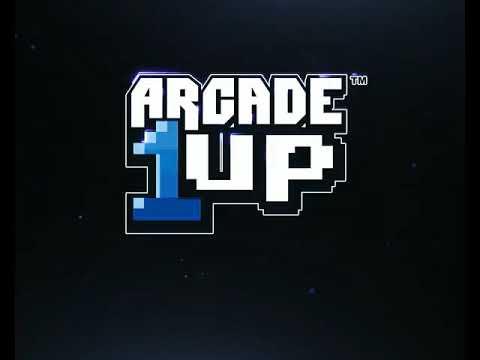 Arcade1Up Logo from Digital media resources
