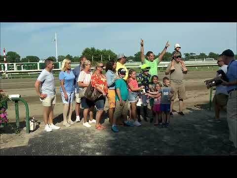 video thumbnail for MONMOUTH PARK 7-26-19 RACE 9