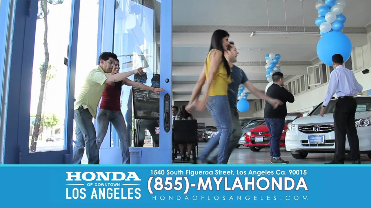 Captivating HONDA OF DOWNTOWN L.A.   YouTube
