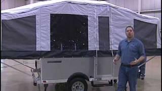 Quicksliver Ultra-lightweight Tent Campers