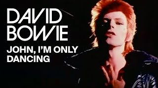 David Bowie - John, I'M Only Dancing