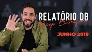 RELATÓRIO DB - JUNHO 2019