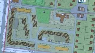 План застройки 84 микрорайона Северодонецка