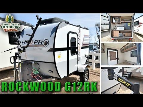 2018 FOREST RIVER ROCKWOOD G12RK R1070 Colorado RV Dealer Sales