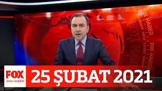 HDP'li vekillerin fezlekeleri! 25 Şubat 2021 Selçuk Tepeli ile FOX Ana Haber