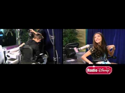 Madison Beer and Justin Bieber | Radio Disney