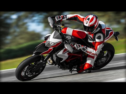 Ducati Hypermotard SP - Hyper Adrenaline