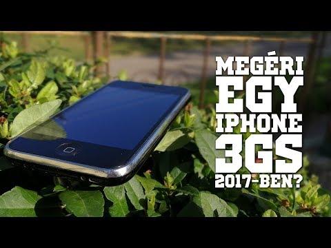 Megéri egy iPhone 3GS 2017-ben?