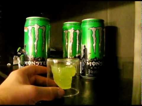 Heavy Metal Review - Monster Energy Can Collection: U.S.A.