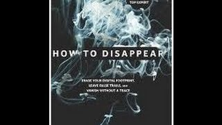How to Disappear in Plain Sight with Author Frank Ahearn