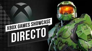 XBOX GAMES SHOWCASE en DIRECTO: HALO INFINITE y LOS JUEGOS DE MICROSOFT