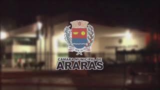 36ª Sessão Ordinária - Câmara Municipal de Araras