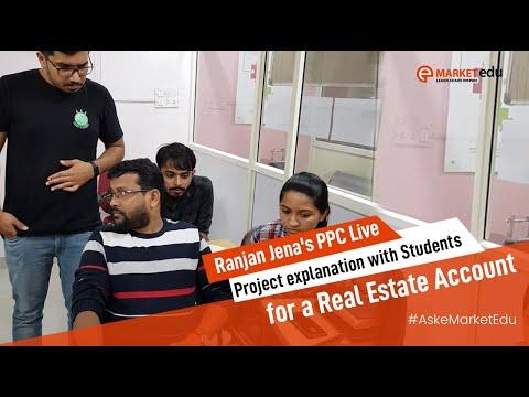 Ranjan Jena's PPC Live Project...