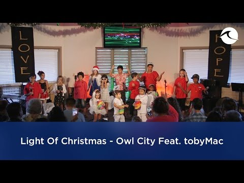 Light Of Christmas - Owl City Feat. tobyMac