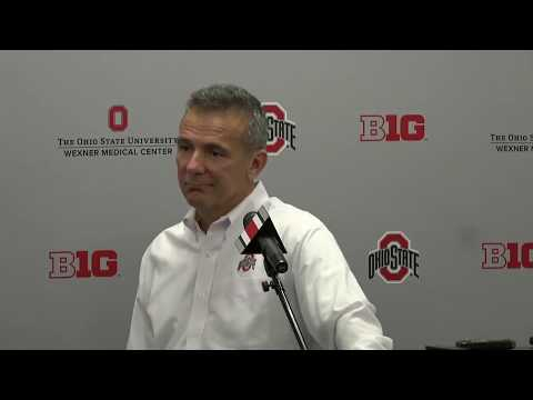 Urban Meyer reacts to Ohio State's Rose Bowl berth