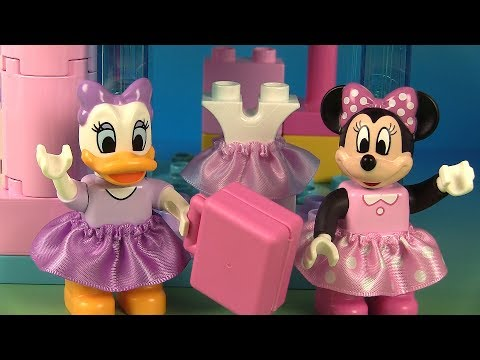 Boutique Minnie Mouse La Jeu De Duplo Lego Rubans 3ALj54Rq