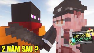 Minecraft Biệt Đội Vượt Ngục (Phần 4) #1- 2 NĂM SAU...À KHÔNG 👮 vs😭