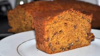 Recette facile du Carrot Cake ou cake à la carotte