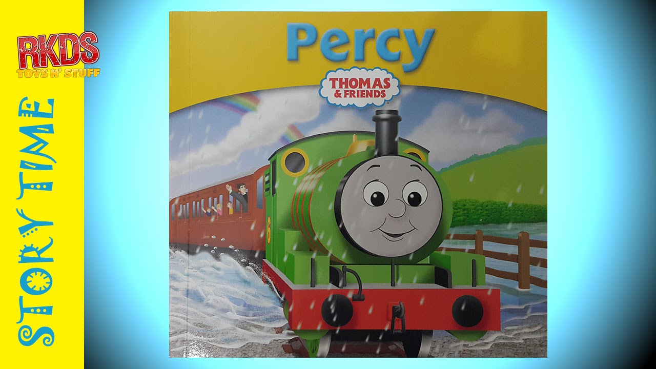 My Thomas Story Library Book 11 Percy Read Out Loud