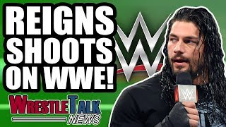 Enzo Amore Wrestling Future REVEALED! Roman Reigns SHOOTS On WWE! | WrestleTalk News Aug. 2018