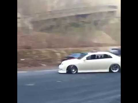 JZX110 VEROSSA TOUGE DRIFT