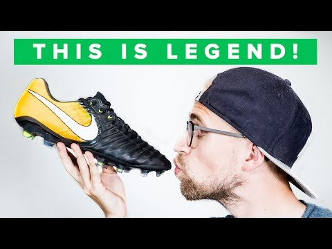 NIKE TIEMPO LEGEND 7 TECH TALK