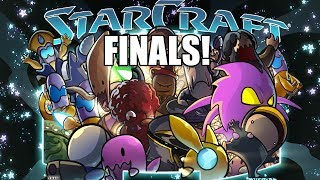 Starcraft: Cartooned! ASL Season 6 Finals - Rain (Protoss) vs Sea (Terran)