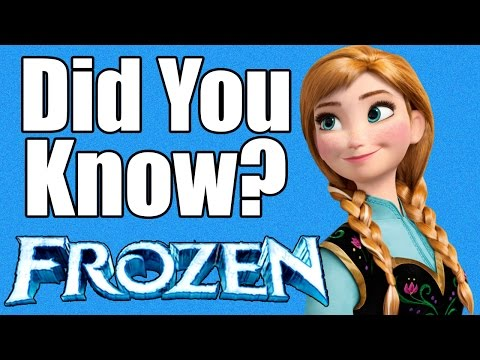 DID YOU KNOW? - Frozen (2013)