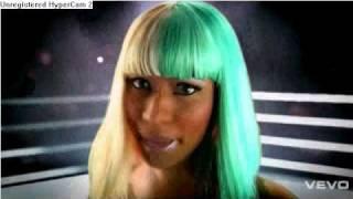 Lil Wayne feat. Nikki Minaj  - Knockout (Costum Music Video)