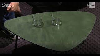Une table en MORTEX® - Une brique dans le ventre 28/01/2019