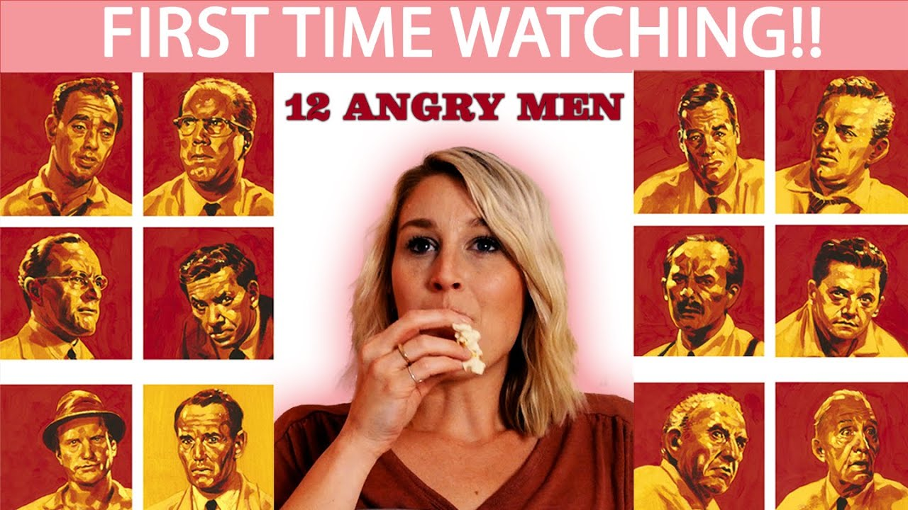 Download 12 ANGRY MEN (1957) | FIRST TIME WATCHING | MOVIE REACTION