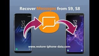 How to Recover Deleted SMS Messages from Samsung S9