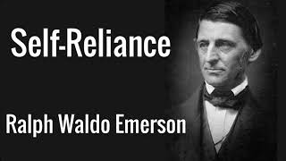 Self Reliance by Ralph Waldo Emerson   Essays First Series   Audiobooks Youtube Free