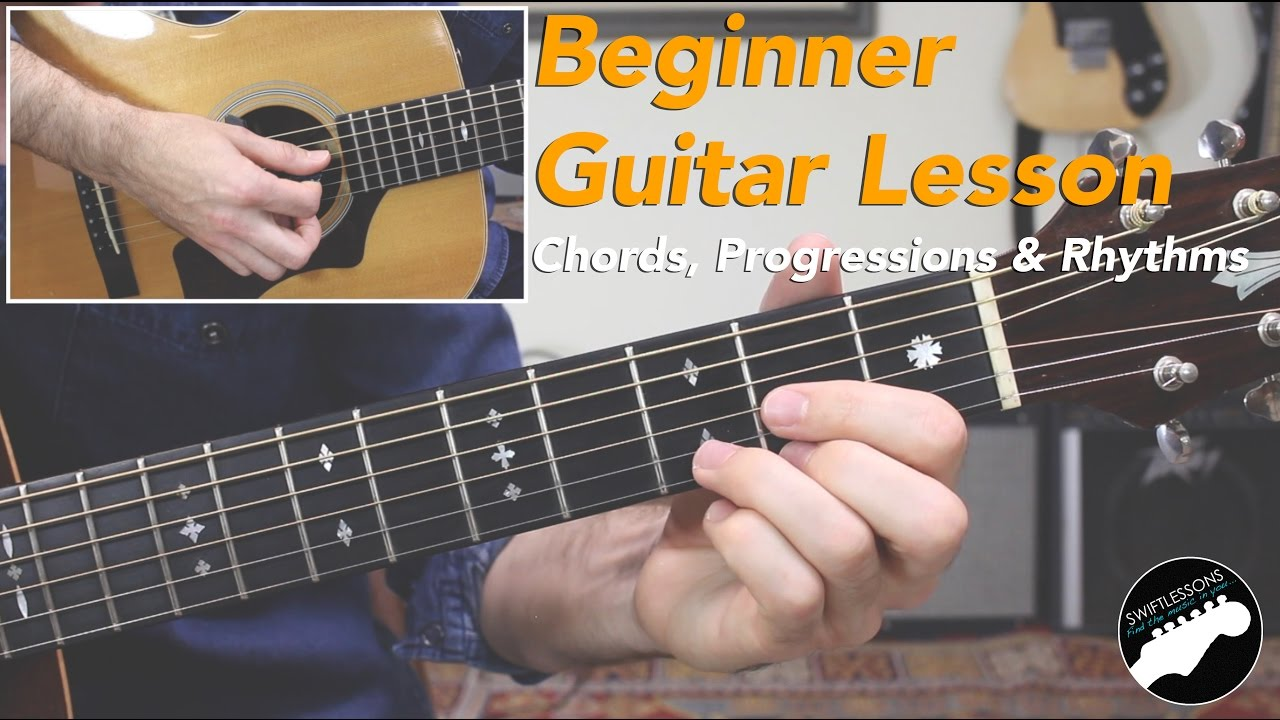 8 Essential Guitar Chords Progressions Strumming Styles Youtube