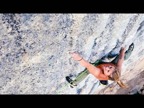 Hazel Findlay: From shoulder operation to climbing 8c