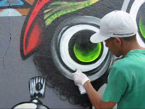 Grafite Brasil Taiacrew SP ZL.Serie Jungle.