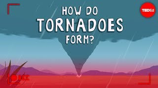 How do tornadoes form? - James Spann