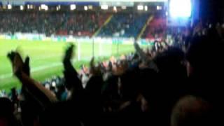 aston villa vs blackburn carling cup semi final 2010 !!