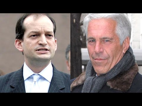 How Trump's Labor Secretary Cut a Deal for Multimillionaire & Serial Sexual Abuser Jeffrey Epstein