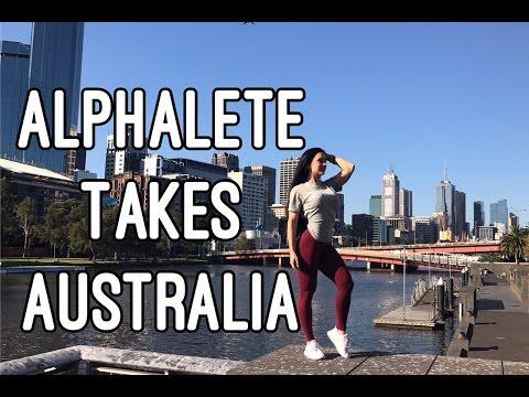 ALPHALETE TAKES OVER ARNOLD AUSTRALIA | EVOLVE Episode 46