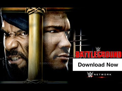 Download WWE Battleground 2017 PPV In HD Quality