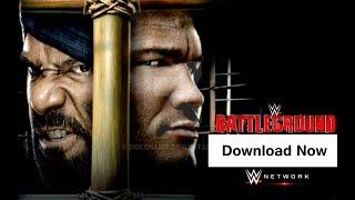 Video Download WWE Battleground 2017 PPV In HD Quality download MP3, 3GP, MP4, WEBM, AVI, FLV Mei 2018