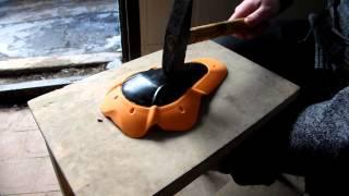 видео Вставка для защиты спины Rukka D3O / Экипировка / Защита / Вставки / Forbiker
