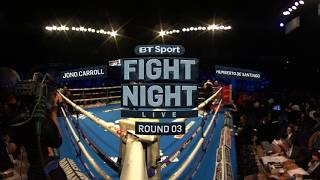 Carroll batters De Santiago in Belfast | Watch in 360 VR