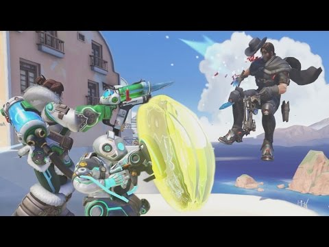 Thumbnail: Overwatch - The Boop and Shoot Meta