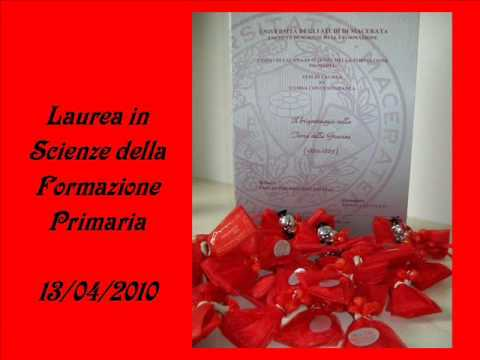Super invito festa di laurea.wmv - YouTube TZ23