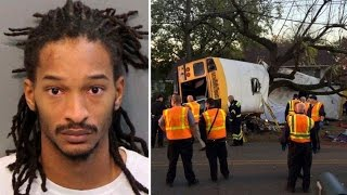 """TN school bus driver that cause the crash that killed 6 kids, asked if they """"were ready to die!"""""""