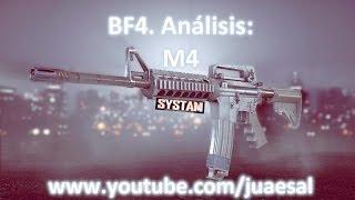 Battlefield 4. BF4. Análisis Carabina M4. Gameplay con clases. Second Assault y otros.