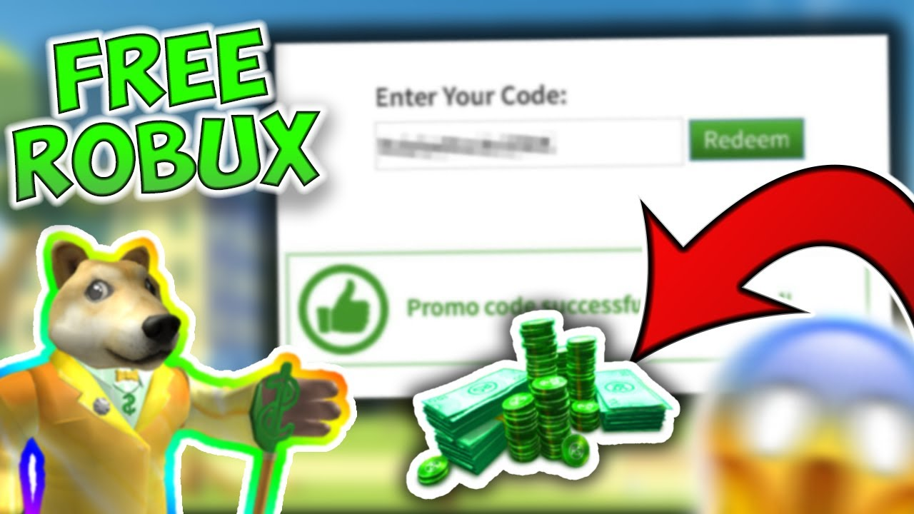All Working Promo Codes On Roblox 2020 Free Robux Promo Code
